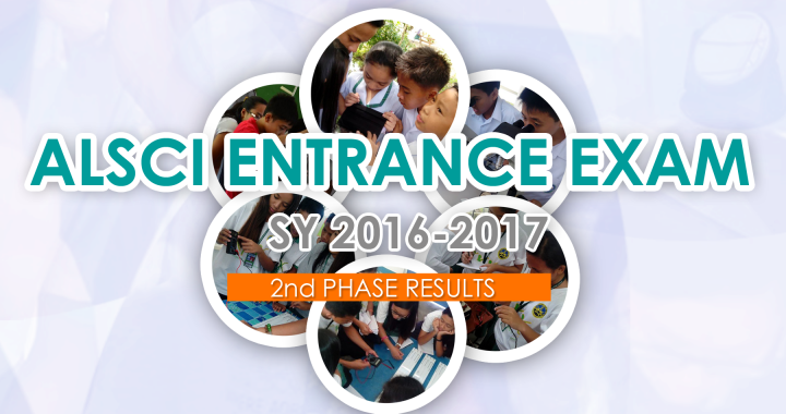 AlSci Entrance Exam