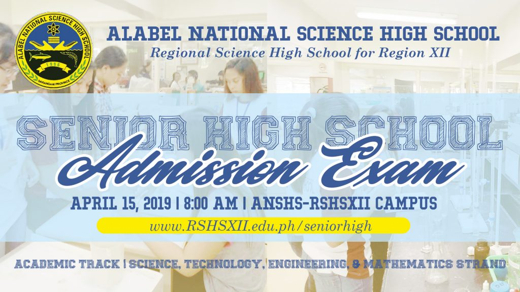 senior high stem alsci